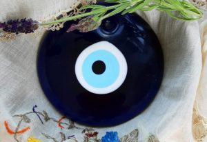 Turkish blue eye